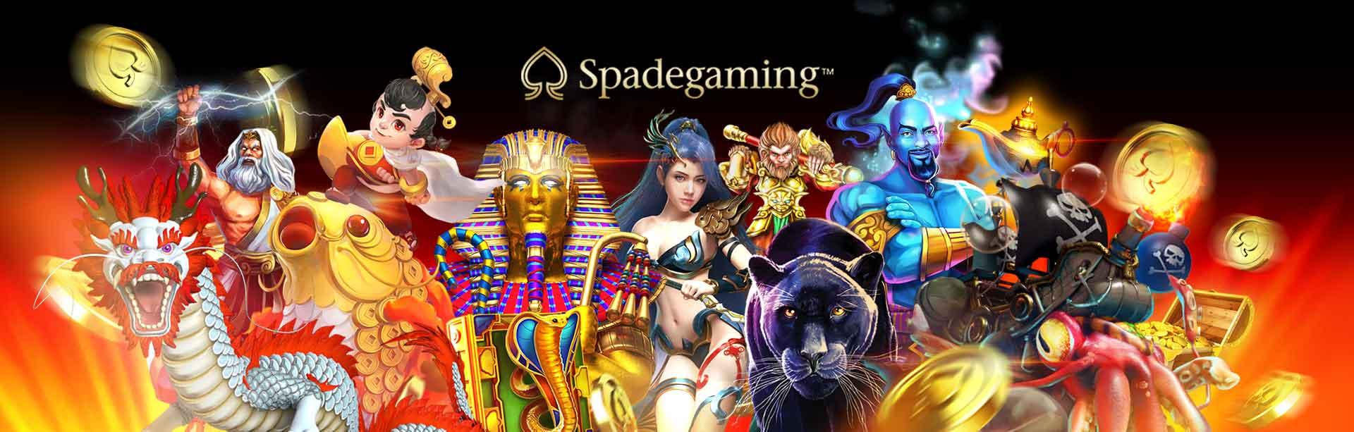 Slot Spadegaming